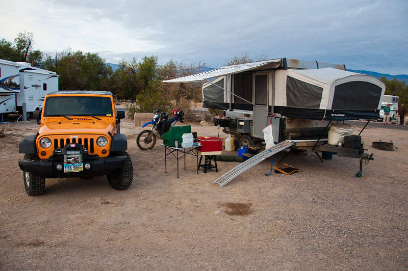 Tell me about pop-up campers | Adventure Rider